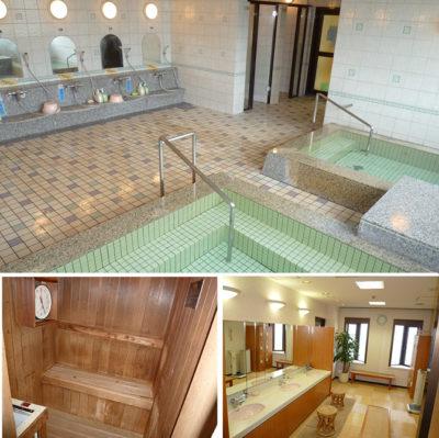 レストイン多賀 大浴場