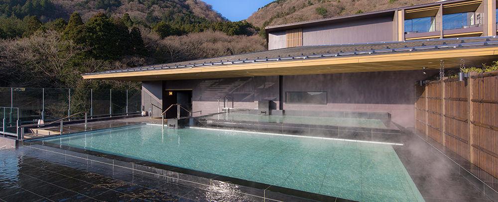 【旅サラダ】城之内早苗さんが箱根へ 大浴場「浮雲の湯」