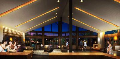 GLAMP ELEMENT グランエレメント グランピング施設 滋賀県米原市 オールインクルーシブ 全て込み アストラル メイン棟 バー ドリンク