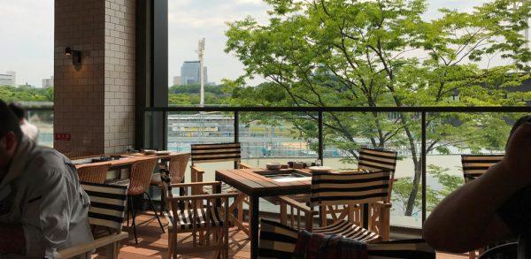 JO-TERRACE OSAKA ジョーテラスオオサカ 大阪城公園 グッドスプーン good spoon バーベキュー BBQテラス