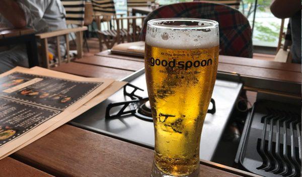 JO-TERRACE OSAKA ジョーテラスオオサカ 大阪城公園 グッドスプーン good spoon バーベキュー BBQ ドリンク