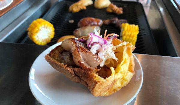 JO-TERRACE OSAKA ジョーテラスオオサカ 大阪城公園 グッドスプーン good spoon バーベキュー BBQ コース内容