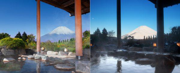 ホテルグリーンプラザ箱根「美肌の湯 仙石原温泉露天風呂」