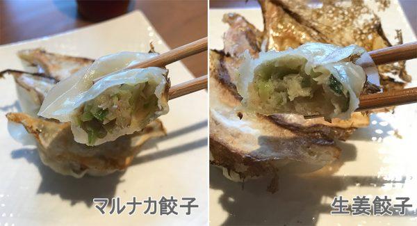 大分マルナカ餃子