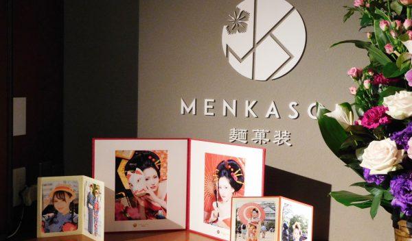 JO-TERRACE OSAKA ジョーテラスオオサカ 大阪城公園 麺菓装 和装体験 忍者 撮影
