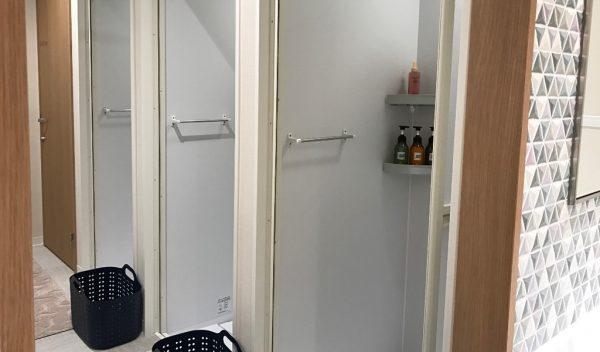 JO-TERRACE OSAKA ジョーテラスオオサカ 大阪城公園 ランナーサポート ランニングベース ロッカールーム シャワー