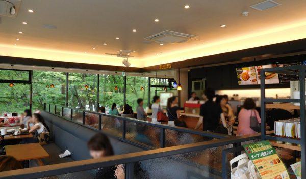 JO-TERRACE OSAKA ジョーテラスオオサカ 大阪城公園 タリーズコーヒー