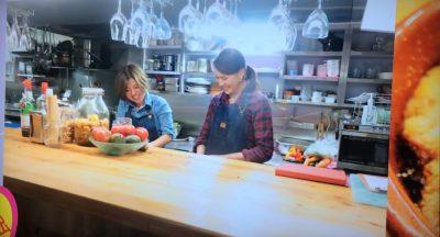 松本家の休日 べっぴん飯グルメマップ 美女が作る絶品料理 豆庵