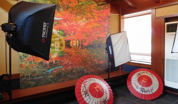 JO-TERRACE OSAKA ジョーテラスオオサカ 大阪城公園 麺菓装 めんかそう 和装体験 浴衣 着物 撮影 カメラマン