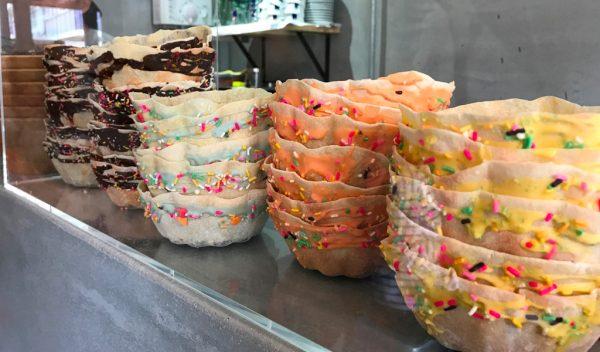 中崎町 かき氷 JAM 韓国ソルビン 中崎町アイス 進化形スイーツ パンの器