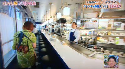 ちちんぷいぷい はじめて食べました グルメ お取り寄せ 購入方法 女と男 和田ちゃん 赤白 コウハク フレンチお好み焼き 阪急三番街