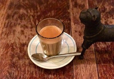インド式ミルクティー「チャイ」