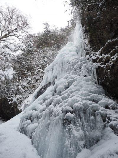 よ~いドン! たむらけんじ 商店街 いきなり日帰りツアー 7月25日 奈良 川上村 御船の滝 氷瀑