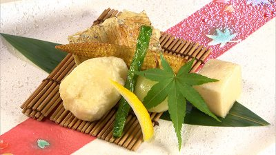 塩豆腐のフリット