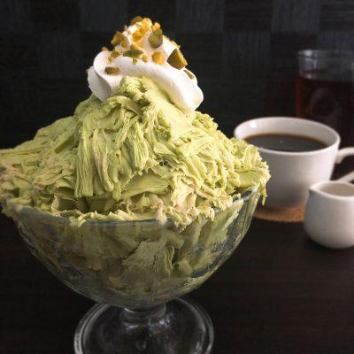 かんさい情報ネットten おでかけコンシェルジュ ヤナギブソン グルメ 7月25日 京橋 チーズケーキ専門店 かき氷