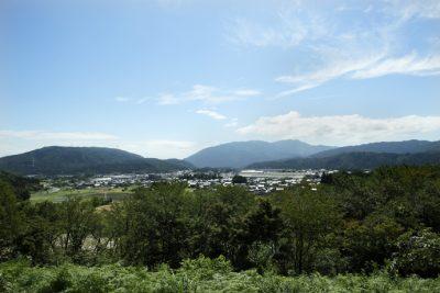 石田三成 陣跡
