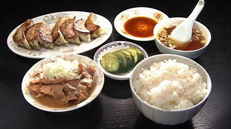 せっかくグルメ 山梨 甲州勝沼 バナナマン 大衆中華 勝沼飯店 豚のもつ煮
