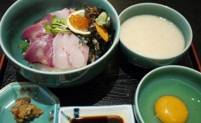 ちゃちゃ入れマンデー 白浜 グルメ 㐂楽 きらく 熊野路丼 海鮮丼