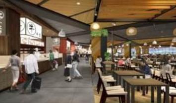 イオンモール神戸南 全面開業 オープン 新店 関西初出店 Food Forest フードコート フードフォレスト