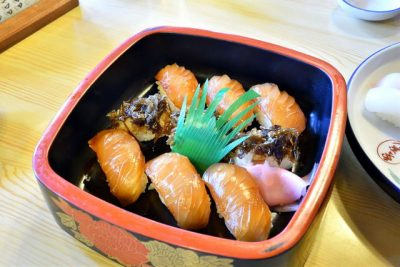 ヒルナンデス 八丈島 あそこ寿司 島寿司 漬寿司 予約