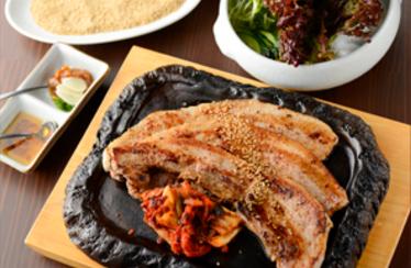 ヒルナンデス ミシュラン 韓国料理 若狭 ビブグルマン サムギョプサル