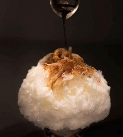 ヒルナンデス 2017年オススメのかき氷 コーヒー専門店 バロンデッセ アイスコーヒー