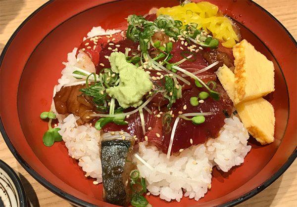 さかなやのmaru寿司 海鮮づけ丼