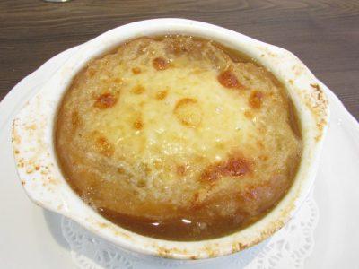 おはよう朝日 パン料理 オニオングラタンスープ専門店 南京町 元町 バゲットエブール