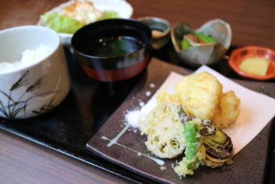 よ~いドン 本日のオススメ3 グルメ 8月29日 あなごの天ぷら定食 なかむら