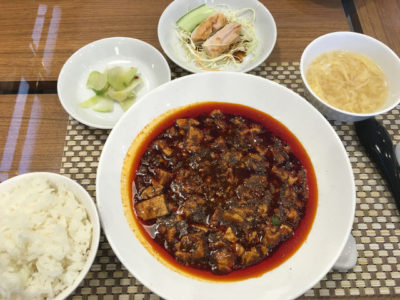 よ~いドン 本日のオススメ3 グルメ 8月30日 中華ランチ 激辛麻婆 菜都