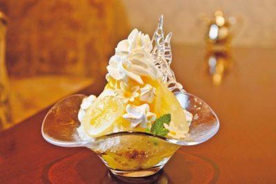 ちちんぷいぷい はじめて食べました グルメ お取り寄せ 購入方法 女と男 和田ちゃん サロン・ド・モンシェール かき氷レモンタルト