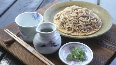 京蕪庵 十割蕎麦