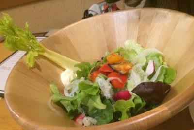 よ~いドン 本日のオススメ3 グルメ 野菜ソムリエ 8月8日 マーケットサラダのランチ 野菜屋ネロチャコールグリル