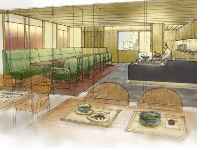 有馬温泉 中の坊瑞苑 リニューアルオープン 老舗旅館 宿泊予約 クチコミ 猪名野茶房 和café カフェ 茶鑑定士最高位