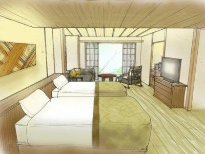 有馬温泉 中の坊瑞苑 リニューアルオープン 老舗旅館 宿泊予約 クチコミ