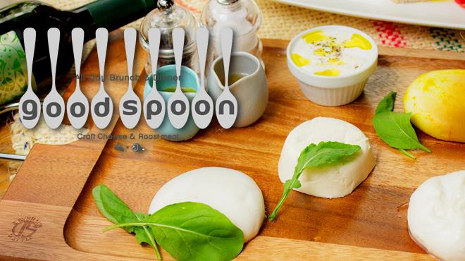 グッドスプーン good spoon なんばシティ南館 新店オープン チーズ工房 自家製チーズ