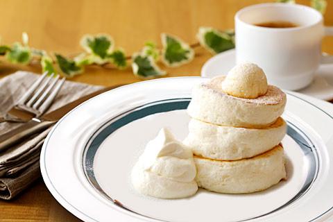 イオンモール神戸南 gram パンケーキ