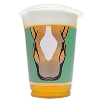 阪神競馬場 ビアコレ 世界のビール イベント 秋競馬 オリジナルビール ウマ勝った