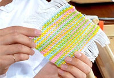 よ~いドン! たむらけんじ 商店街 いきなり日帰りツアー 9月5日 福井 勝山 手作りコースター体験 織物
