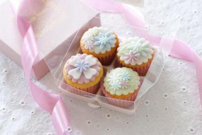 神戸イタリアンフェス 神戸ハーバーランド カップケーキ