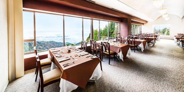 スカイレストラン レトワール 六甲山ホテル