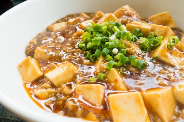 おはよう朝日 麻婆豆腐