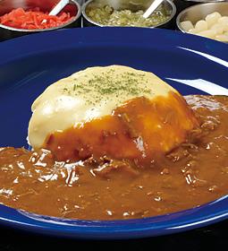 松本家の休日 チーズ大会 グルメマップ ブルーノ HEPナビオ チーズビーフカレー
