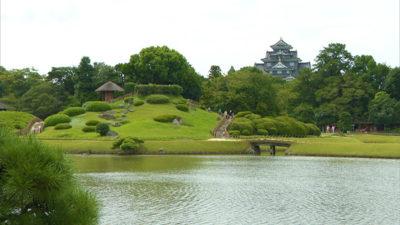 岡山 後楽園