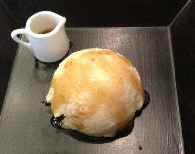 ちちんぷいぷい はじめて食べました グルメ 女と男 和田ちゃん 京都 嵐山 発酵食堂カモシカ 甘酒アイスクリーム 甘酒ジェラート