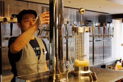 クラフトビール専門店 スプリングバレーブルワリー京都 錦市場 京町家 限定ビール