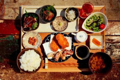 ビビット カトシゲ NEWS加藤シゲアキ TOKYO今昔写真館 神楽坂 離島キッチン