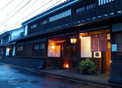 倉敷美観地区 吉井旅館