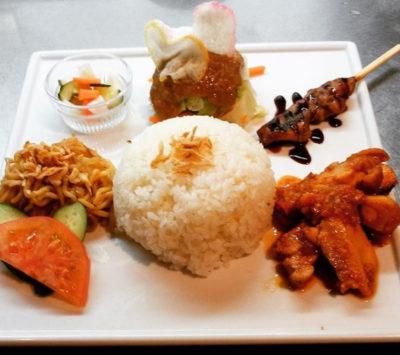 有吉ゼミ 激辛 ゴルゴ松本 鈴木亜美 インドネシア料理