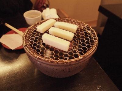 あさパラ 京都 スイーツ ハイヒールモモコ 行列 わらび餅 ぎおん徳屋 もちやきぜんざい